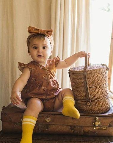 Ruffle bodysuit Chloe