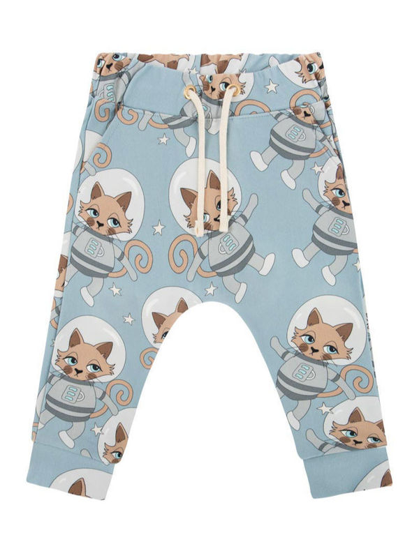 Astrocat blue pants