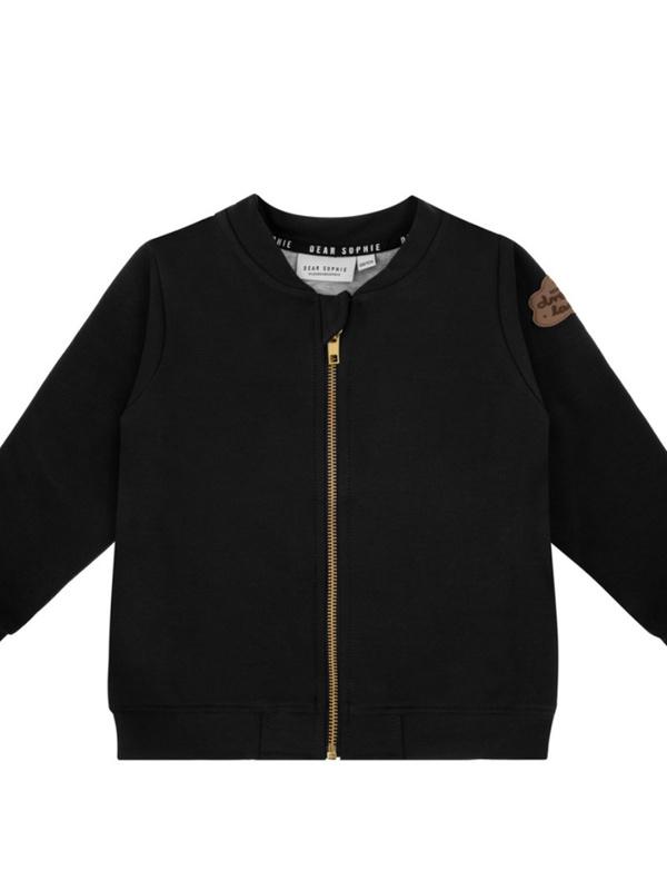 Astrocat dark bomber jacket
