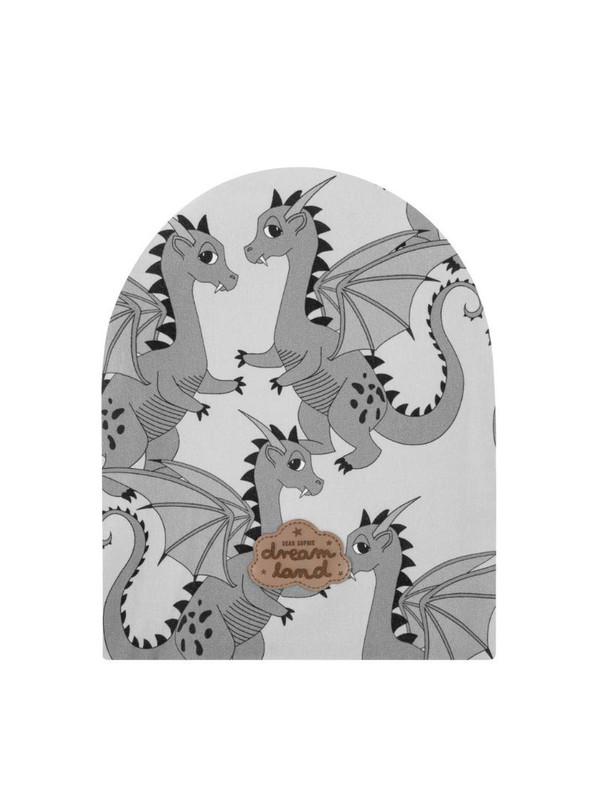 Dragon grey beanie