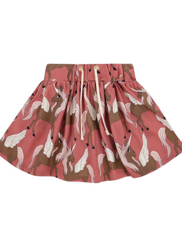 Pegasus dark red skirt