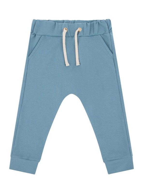 Basic blue pants
