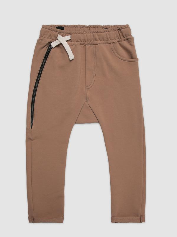 Carmel zipper joggers