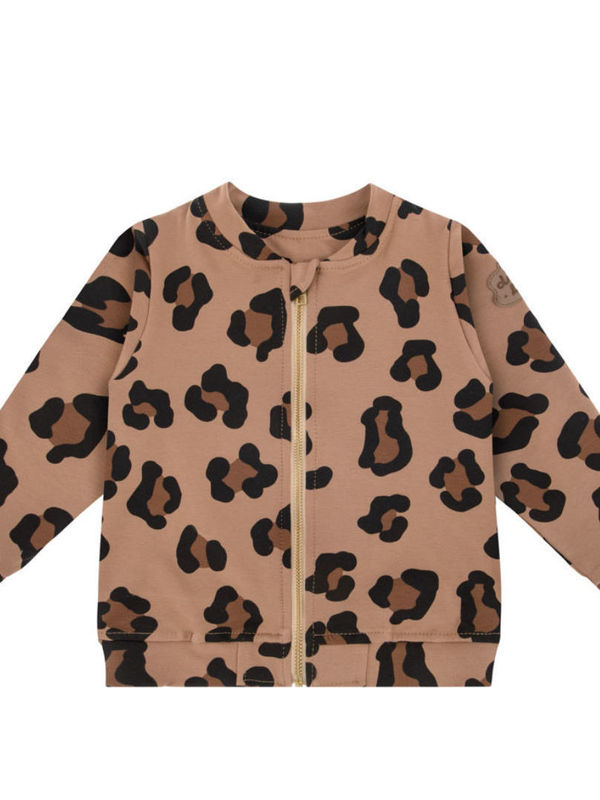 Spots bomber jacket
