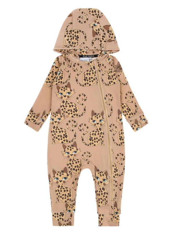 Gepard brown overall