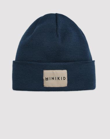 Cobalt merino hat