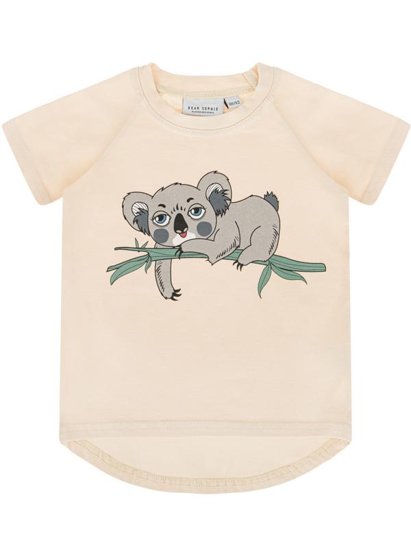 Koala vanilla T-shirt