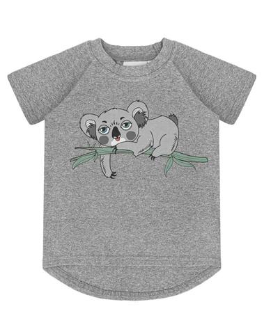 Koala grey T-shirt